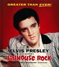ELVIS PRESLEY - JAILHOUSE ROCK - PHOTO BOOK (NEW)