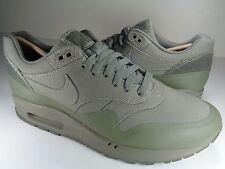 Nike Air Max 1 V SP Patch Steel Green Nikelab SZ 7.5 // Womens 9 (704901-300)