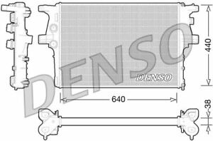 DENSO ENGINE COOLING RADIATOR FOR ANNO IVECO DAILY PLATFORM/CHASSIS 60KW