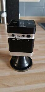 WHD Soundwaver, verwandelt jede Oberfläche in einen Lautsprecher mit Fuß und OVP