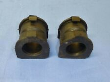 PAIR OF FRONT SWAY BAR BUSHES FOR HOLDEN RA RODEO 4WD  2003 TO 2006