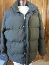 Men's Guess puffer down jacket size L Vintage WARM