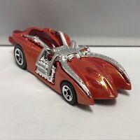 Hot Wheels Orange Arachnorod 1:64 Scale Diecast Toy Car Model Mattel