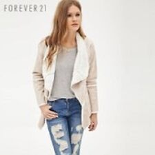 Outerwear/jacket, Beige, S,forever21