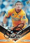 ✺Signed✺ 2010 WESTS TIGERS NRL Card CHRIS HEIGHINGTON Daily Telegraph