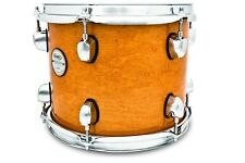 """MAPEX Meridian Maple 10"""" Tom - NATURAL Gloss Lacquer - NEW from Dealer !"""
