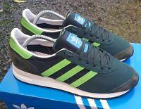 New Adidas Originals Marathon 85 M25358 Shoes Sneakers Green Men Adult US 12