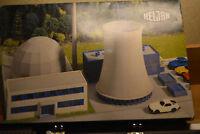 HELJAN HO 1718 Centrale Nucléaire pour Train Marklin Roco