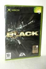 BLACK GIOCO NUOVO SIGILLATO XBOX EDIZIONE ITALIANA PAL VBC 50597