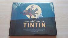 TINTIN – ''LAS AVENTURAS DE TINTIN''. SPANISH EDITION BOOK.