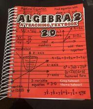 High school math textbooks for sale ebay teaching textbooks algebra 2 20 version textbook only fandeluxe Choice Image