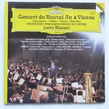 Concert du nouvel an a Vienne Orch Phil de Vienne LORIN MAAZEL 2532002