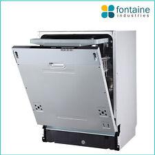 Salini Dishwasher Fully Integrated Inbuilt Custom Door 14 Place 6 Fuction NEW