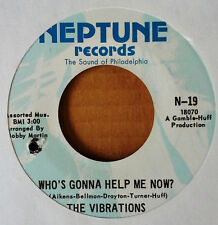 NEPTUNES - EXPRESSWAY TO YOUR HEART b/w WHO'S GONNA HELP ME NOW - NEPTUNE 45