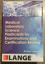 Medical Laboratory Science Flash Cards for Examinations and Certification Review