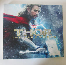 "Art book "" THOR the dark world "" le tournage de Thor 2"