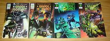 Tales of the Green Hornet vol. 2 #1-4 VF/NM complete series lot set now comics 3