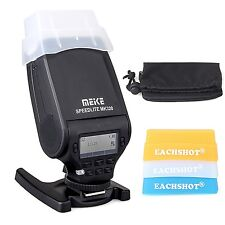 MK-320 TTL HSS FLash Speedlite for Nikon D3200 D90 D80 D300 D200 D100 D800 D600