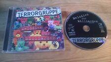 CD Punk Terrorgruppe - Melodien für Milliarden (18 Song) GRINGO METRONOME