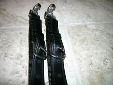 Holdback Or Brake Straps For Your Breeching, Biothane With Stainless Hardware