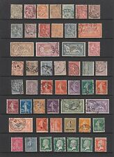 France early collection , 88 stamps.