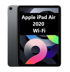 "Apple iPad Air 2020 10,9"" WiFi 64GB Tablet Space Grey MYFM2TY/A ITALIA Originale"