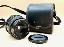SIGMA Super Wide 24mm 2.8 Ultra Wide Angle Macro Lens for PENTAX K PK-A SLR DSLR
