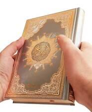 Tajweed Quran Silver & Gold Cover /Islam Color Coded Qur'an mushaf koran tajwidi