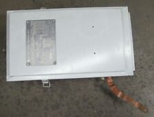 GENERAL ELECTRIC STEP VOLT REGULATOR CONTROL VR-1 SM-3 8105F200G14 Q554948-TOR