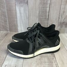 Adidas Pureboost Xpose BB1733 Black Running Athletic Sneakers Women's Size 10