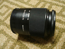 LikeNew Sony alpha 18-70mm DT f/3.5-5.6 Lens for Digital SLR Camera