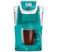 Keurig K200 Plus K-Cup Coffee Maker Brewer TURQUOISE Refurbished akin to K250