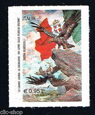 ITALIA 1 FRANCOBOLLO MOSTRA FILATELICA LA GRANDE GUERRA 2015 nuovo**