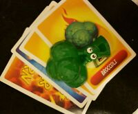 Barbeque Party Broccoli Children's Skill Action Game Pieces Parts Asmodee