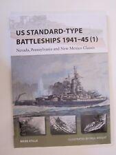 Osprey NVG 220: US Standard-type Battleships 1941–45 (1) USS Arizona