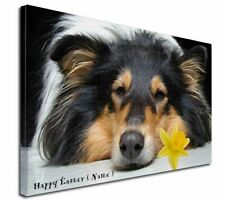More details for personalised name rough collie x-large 30