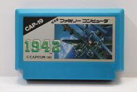 1942 Nintendo FC Famicom NES Japan Import US Seller F2828