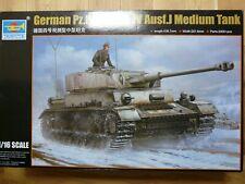 Maquette 1/16 Trumpeter Ref 0922 German Pz.Beob.Wg IV Ausf. J Medium Tank