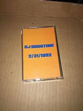 DJ Doggtime 2/21/1992 RARE 90s Hip Hop NYC Mixtape Cassette Rap Tape