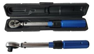 Kraftwelle Drehmomentschlüssel Ratsche 3/8 Zoll 5-25 NM Umschaltknarre Werkzeuge