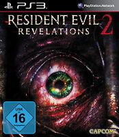Resident Evil: Revelations 2 (Sony PlayStation 3, 2015)