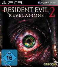 PS3 - Playstation 3 Resident Evil Revelations 2 *BOX SET* (Sony) Spiel in OVP