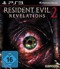 SONY PS3 Resident Evil: Revelations 2 Box Set PlayStation 3 deutsch OVP komplett