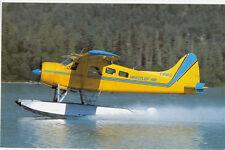WHISTLER AIR DeHavilland DHC-2 Beaver 1 Postcard