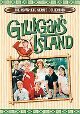Gilligan's Island: The Complete Series Collection (10 DVD set, 2007) w/Slipcover