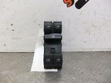 VW TOURAN Right Drivers Side Master Electric Window Switch 2003-2007 + Breaking