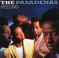 "THE PASADENAS reeling/state of shock PASA5 uk cbs 1990 7"" PS EX/EX"