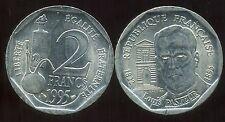 2 francs   PASTEUR  1995