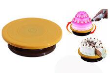 Alzata piatto girevole decora decorazioni torte torta dolci vassoio 28 cm sevi