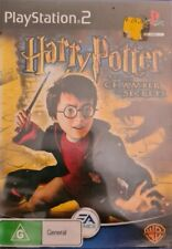 Harry Potter And The Chamber Of Secrets Sony PS2 PlayStation 2 complete manual